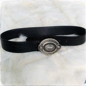 Versace men's belt.